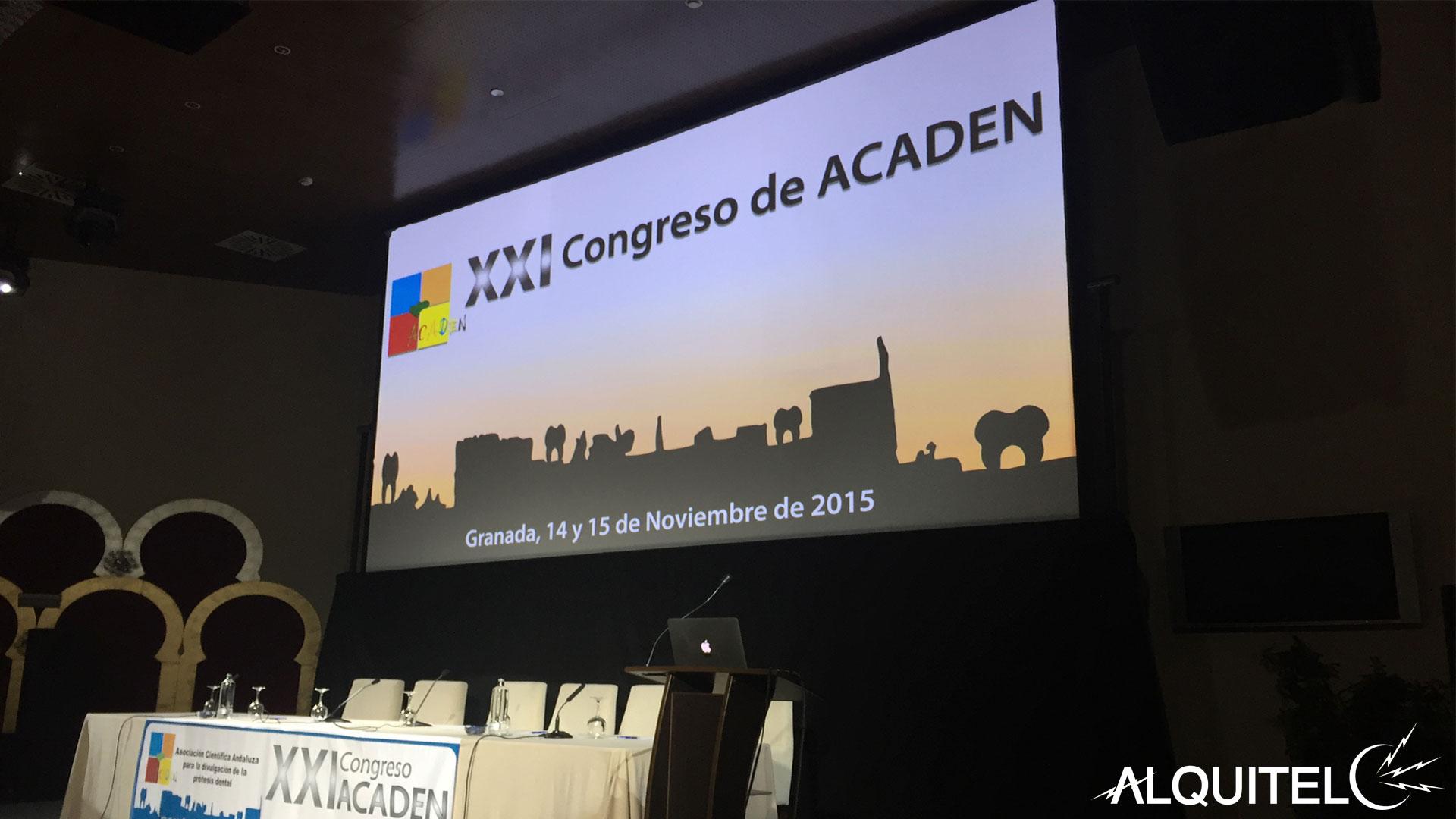 XXI Congreso ACADEN
