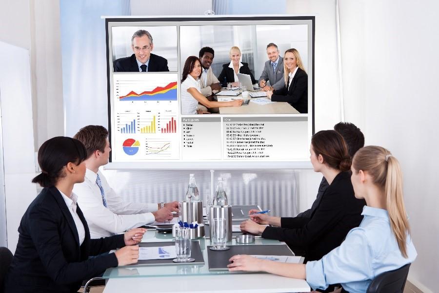 Ventajas de la videoconferencia en el ámbito empresarial
