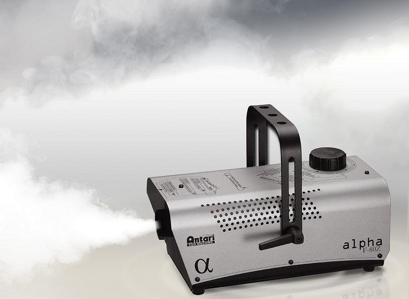 Alquilar máquina de humo en Granada
