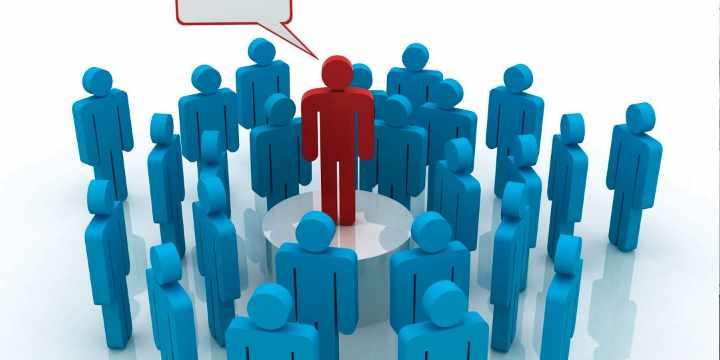 ¿Cómo hacer una buena presentación en público?