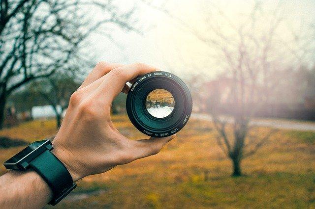 Mantenimiento y limpieza de una cámara