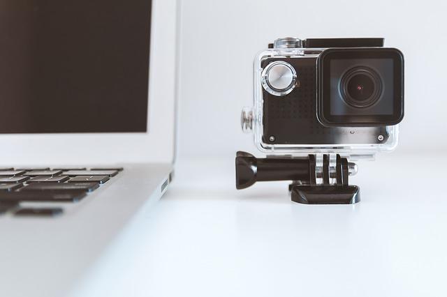 En qué características debes fijarte si compras una cámara de vídeo